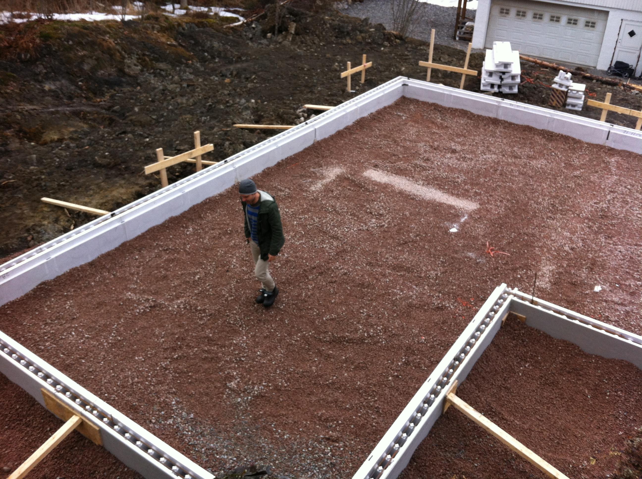 Hva er jordfuktig betong